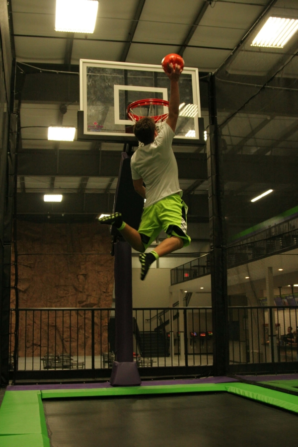 X Out Reviews >> Trampoline Basketball | Xtreme Air LLC Appleton, Wisconsin